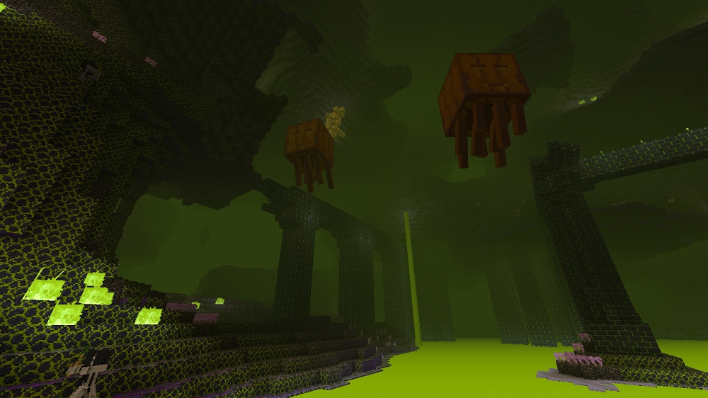Get Your Free Minecraft Halloween Texture Pack Gamerfront
