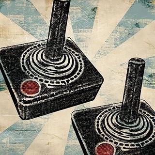 Atari Pop Art Print
