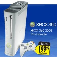 20GB Xbox 360 Going For $199 At Best Buy Canada | GamerFront