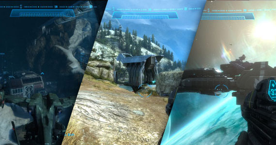 Halo: Reach Defiant Map Pack Impressions, Screenshots and Giveaway