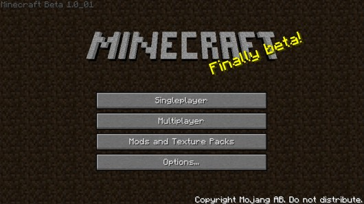 Game of the Day – Minecraft
