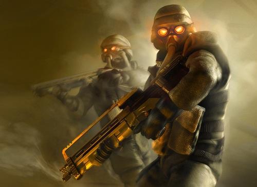 Killzone 3 Helghast Cutscene Gamerfront Gamerfront