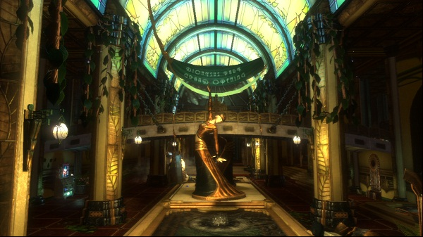 Help Decorating For My Theme? City At The Bottom Of The Sea (Bioshock)  [Archive]   HauntForum