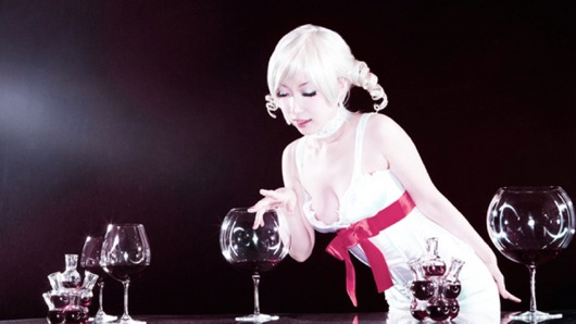 Catherine Cosplay, She's Doing It Right (NSFW)   GamerFront