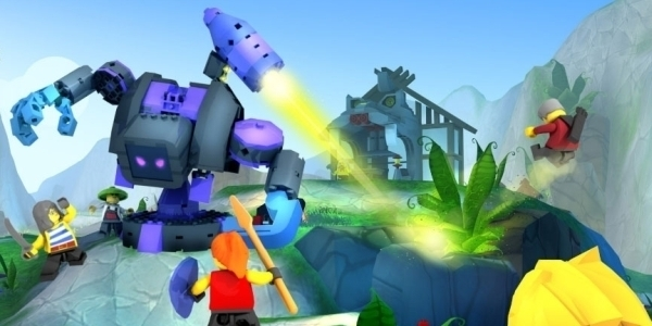lego universe full game  free