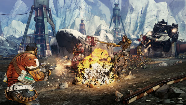 Borderlands 2 Enemies