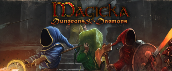 Magicka: Dungeons and Daemons 2012 pc game Img-2