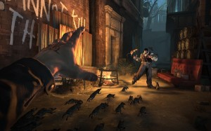 Dishonored Rats