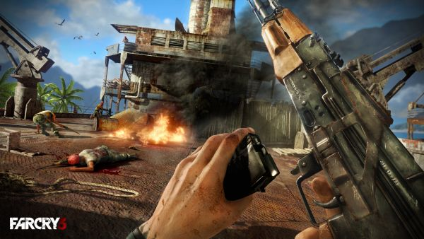 Review Far Cry 3 Pc Gamerfront