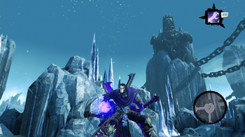 Argul's Tomb - Darksiders 2 DLC
