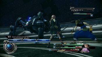 Omega - Final Fantasy 13-2 DLC