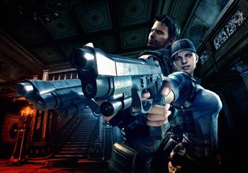 Lost In Nightmares - Resident Evil 5 DLC