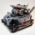 Metal Slug RC Lego Tank Hits The High Road