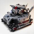Metal Slug RC Lego Tank Hits The High Road