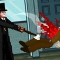 Abraham Cleaves Through Vampires In Theatres And 8-Bit