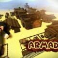 Net Loot: Red Dead Redemption's Blackwater And Armadillo Re-imagined In Minecraft
