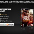 Battlefield 4 Is Official, Beta Access For MoH: Warfighter Pre-Orders
