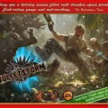 Bulletstorm Wishes Us All Happy Holidays With Bullet Decorations And More