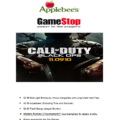 Call of Duty: Black Ops Release Party At Applebee's Bloomington!