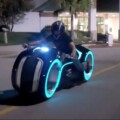 This Full-Scale TRON Light Cycle Will Take You To The Grid