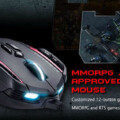 Review – GX Gaming Gila Mouse