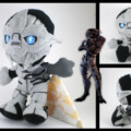 Mass Effect Gets Soft, In A Toy Way