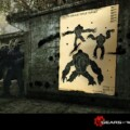 Ramp Up Your Accuracy With The Gears of War 3 Target Poster
