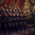 Even The Helghast Celebrate The Holidays