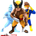 HeroClix TabApp Preview From Gen Con 2012