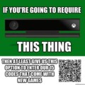 Xbox One's Kinect Could Spell The End For Typing In Codes