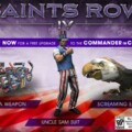 Deep Silver Announces The Commander In Chief Preorder Bonus For Saints Row IV