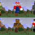 Get Your Skin In The Minecraft Minecon Trailer