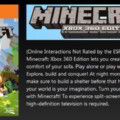 Minecraft Xbox 360 Edition Turns A Profit In The First Hour