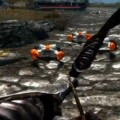 Net Loot: Zoidberg and Spiderman Face Off In An Epic Skyrim Battle