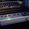 Functioning NES Coffee Table