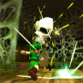 New Ocarina Of Time Remake Screens Surface