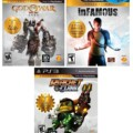 God Of War, inFAMOUS, And Ratchet & Clank Collections Coming Soon