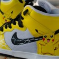 Get Your Thundershock On With These Pikachu Sneakers