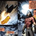 More Shots Of Arkham City's Robin, In Comic Form