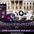 Saints Row IV Collector's Edition Brings On The Wub!