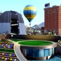 EA Launched Airship DLC For SimCity