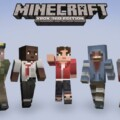New Xbox 360 Minecraft Skins Now Available