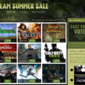 Steam Summer Sale Is Live!