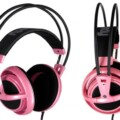 SteelSeries Unveils Pink Siberia v2 Headset, Benefits Breast Cancer Research