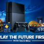 Taco Bell Launches Promotion To Win A PS4!