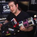 Net Loot :An Entire Guitar Created From An Atari – The gATARI2600