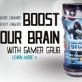 Gamer Grub, One-Handed Food For Gamers