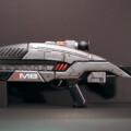 Mass Effect M8 Avenger Assault Rifle Replica
