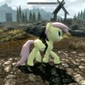 My Little Pony: Skyrim Dragon Mod