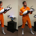 Get Your Own Official Portal 2 Jumpsuit